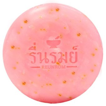 Harga Reunrom Herbal Soap Pink Guava & Gluta 55g