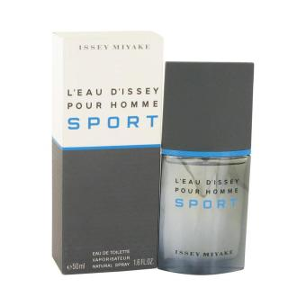 Harga Issey Miyake L'eau Pour Homme Sport EDT/Man/50ml