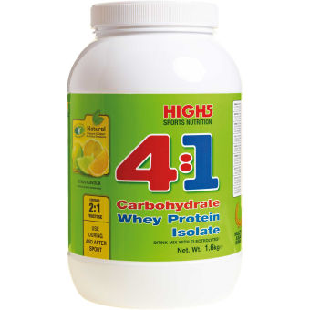 Harga High5 Energy Source 4:1 Citrus 3.54Lbs With Free Gift