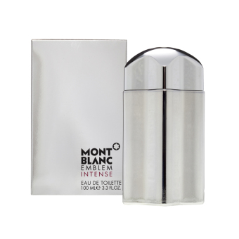 Harga Mont Blanc Emblem Intense Men 100ml EDT Spray