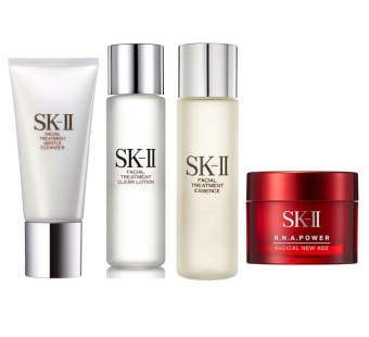 Harga SK-II Essential Travel Set B