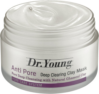 Harga Dr. Young Deep Clearing Clay Mask
