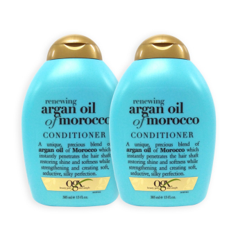 Harga OGX Organix Renewing Argan Oil Of Morocco Conditioner 385ml x 2 bottles ( 6129 )