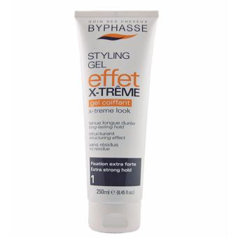 Harga Byphasse Modeling Gel Xtreme Effect(Ultra Strong) 250ML