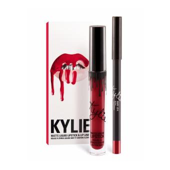 Harga Kylie Matte Liquid Lip Kit Mary Jo K