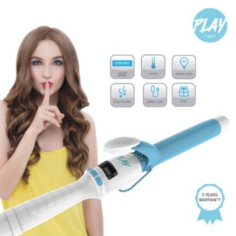 Harga PLAY by TUFT Digital Curling Iron