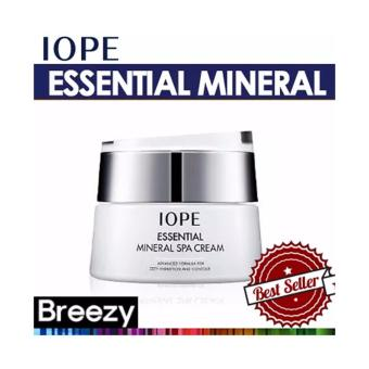 Harga IOPE Mineral Spa Cream 50ml - intl