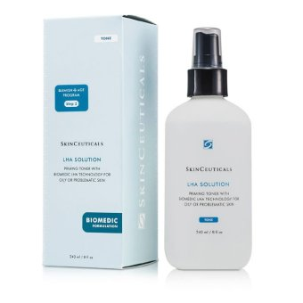 Harga Skin Ceuticals LHA Solution Priming Toner (For Oily or Problematic Skin) 240ml/8oz