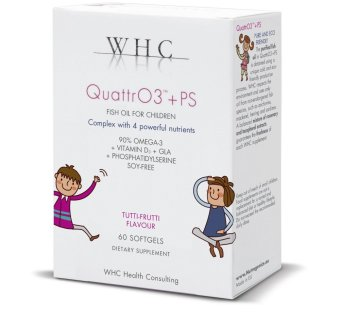 Harga WHC QuattroQ3 + PS for Children 3-14 years old