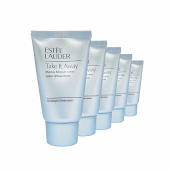 Harga ESTEE LAUDER TAKE IT AWAY MAKE UP REMOVER LOTION 30ML*5