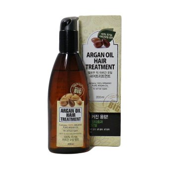 Harga Hello Big Argan Oil Hair Treatment 200ml (EXPORT)