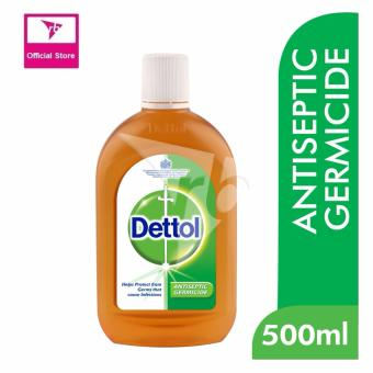 Harga Dettol Antiseptic Liquid 500Ml