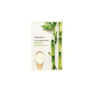 Harga Innisfree Its Real Squeeze Mask - Bamboo