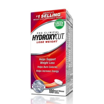 Harga Hydroxycut Pro Clinical 100 Tablets