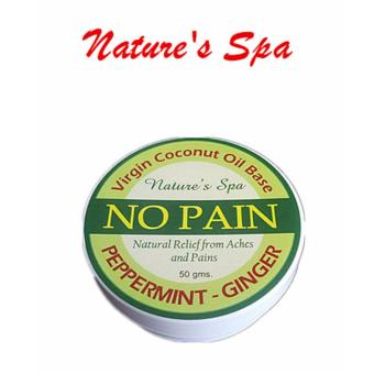 Harga Nature's Spa No Pain 50g