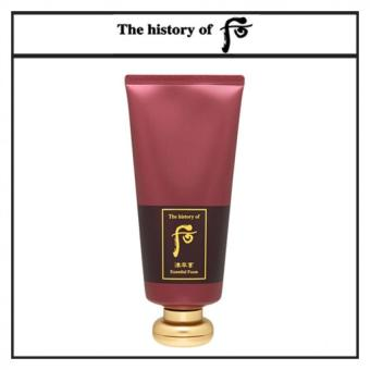 Harga The History of Whoo Jinyulhyang Essential Foam 180ml