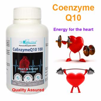 Harga GET Effective CoEnzymeQ10 100