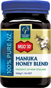 Harga Manuka Health MGO™ 30+ Manuka Honey Blend 500g / 1.1lb