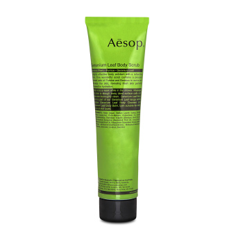 Harga Aesop Geranium Leaf Body Scrub 5.7oz, 170ml