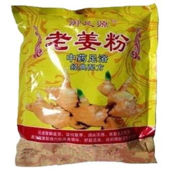 Harga Ginger Powder 100 Sachets for Foot Soak Bath Spa improves blood circulation relax and promote good sleep