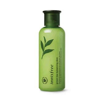 Harga Innisfree Green tea balancing Skin 200ml - intl