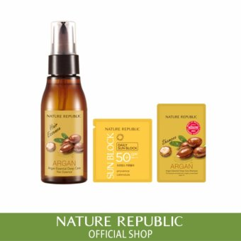 Harga Nature Republic Argan Essential Deep Care Hair Essence