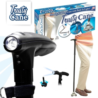 Harga Trusty Cane with LED Light