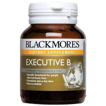 Harga Blackmores Executive B 60's