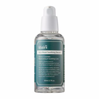 Klairs Rich Moist Soothing Serum 80ml