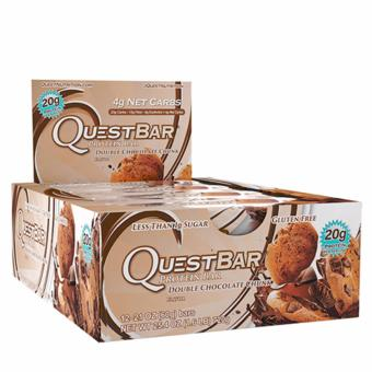 Harga Protein Bars - Quest Bar Double Chocolate Chunk