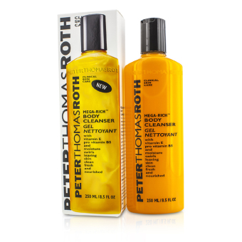 Harga Peter Thomas Roth Mega-Rich Body Cleanser 250ml/8.5oz
