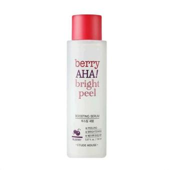 Harga Etude House_Berry AHA Bright Peel Boosting Serum_150ml - intl