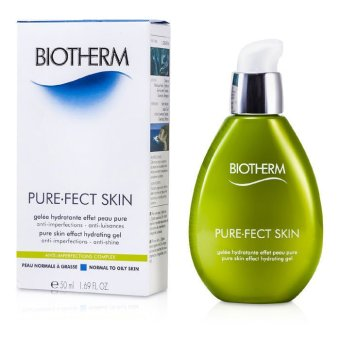 Harga Biotherm Pure.Fect Skin Pure Skin Effect Hydrating Gel (Combination to Oily Skin) 50ml/1.69oz