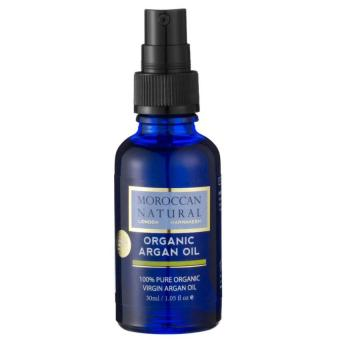 Harga Moroccan Natural Organic Argan Oil 30ml