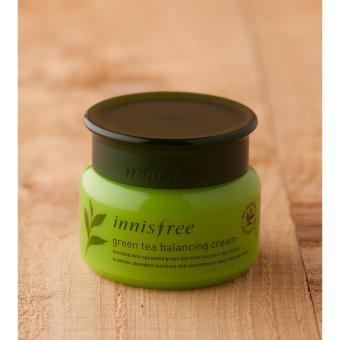 Harga Innisfree Green Tea Balancing Cream