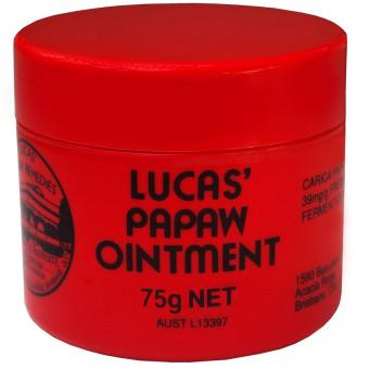Harga Lucas' Papaw Ointment 75g