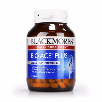 Harga Blackmores Bio Ace Plus 90tabs