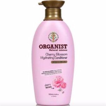 Harga ORGANIST Natural Science Cherry Blossom Hydrating Conditioner 500ml