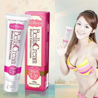 Harga IVY MAISON Bella Must up Cream Bust Enhancement Gel Cream