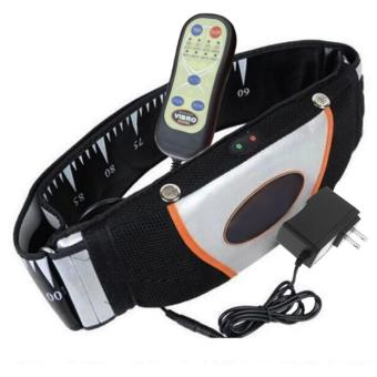 Harga Heat Function Vibro Slimming Massage Belt Slimming Machine Electric (EXPORT)
