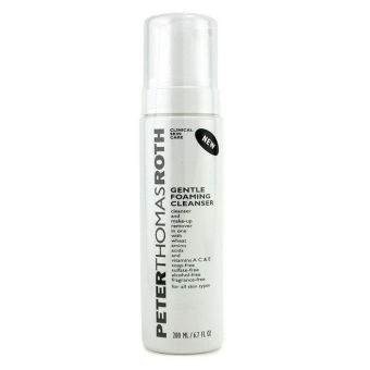 Harga Peter Thomas Roth Gentle Foaming Cleanser 200ml/6.7oz