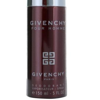 Harga Givenchy Men's Pour Homme DEO Spray 150ml