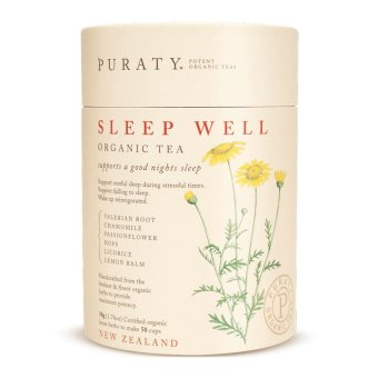 Harga Puraty Sleep Well Organic Tea