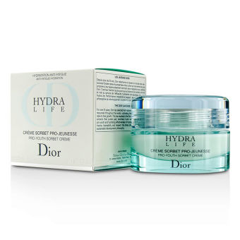 Harga Christian Dior Hydra Life Pro-Youth Sorbet Creme (Normal and Combination Skin) (New Formula) 50ml/1.7oz