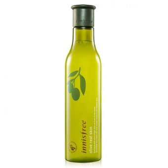 Harga Innisfree Olive real skin 180ml (Export).