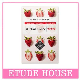 Harga ETUDE HOUSE 0.2 Therapy Air Mask 20ml (Strawberry)