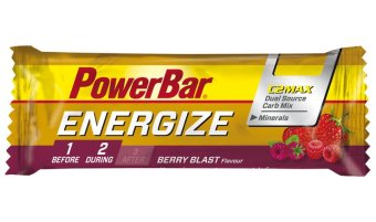 Harga PowerBar Energize Bar Assorted 12 Pack With Free Gift