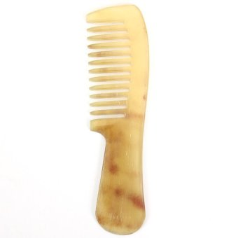 Harga Natural Horn Comb Fourth