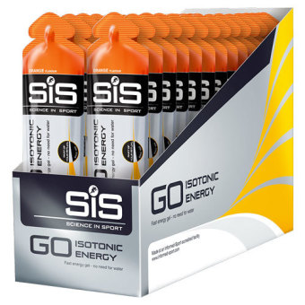 Harga Science In Sport Go Isotonic Energy Gels Orange 20 Pack With Free Gift