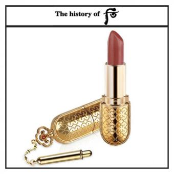 Harga The history of whoo Gonjinhyang Mi Luxury Lipstick 3.5g (35.Brown)
